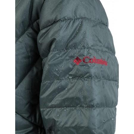 Dětská zimní bunda - Columbia POWDER LITE PUFFER - 4