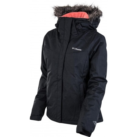 Dámska lyžiarska bunda - Columbia ALPISELLA VALLEY PASS JACKET - 2