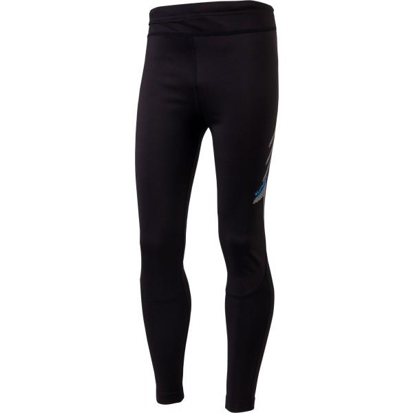 Klimatex EINAR fekete 122 - Junior legging szélálló membránnal