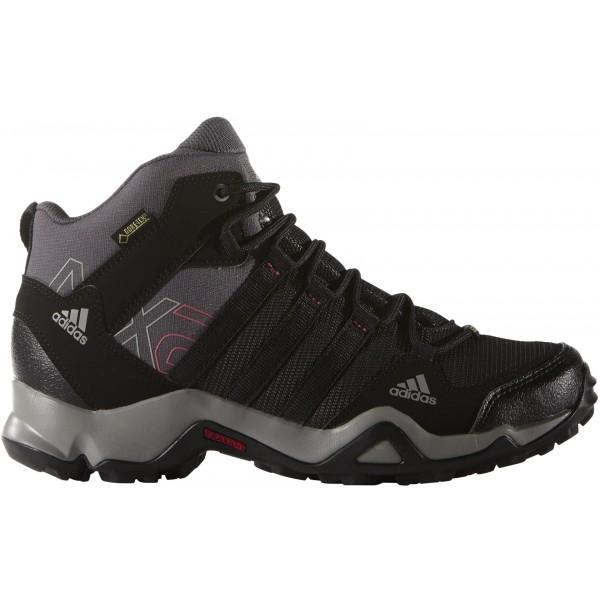 adidas AX2 MID GTX W černá 4 - Dámská treková obuv
