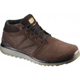 Salomon UTILITY CHUKKA TS WR - Pánská zimní obuv