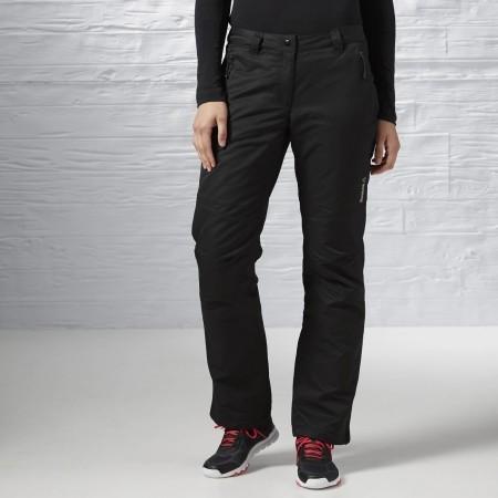 Pantaloni outdoor damă - Reebok FOUNDATIONS WOMENS PADDED PANT - 4