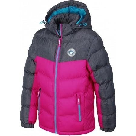 Detská zimná bunda - Lewro HARLOW 140-170 - 4