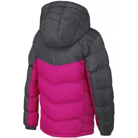 Detská zimná bunda - Lewro HARLOW 140-170 - 5