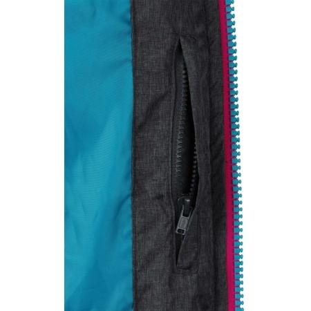 Detská zimná bunda - Lewro HARLOW 140-170 - 6