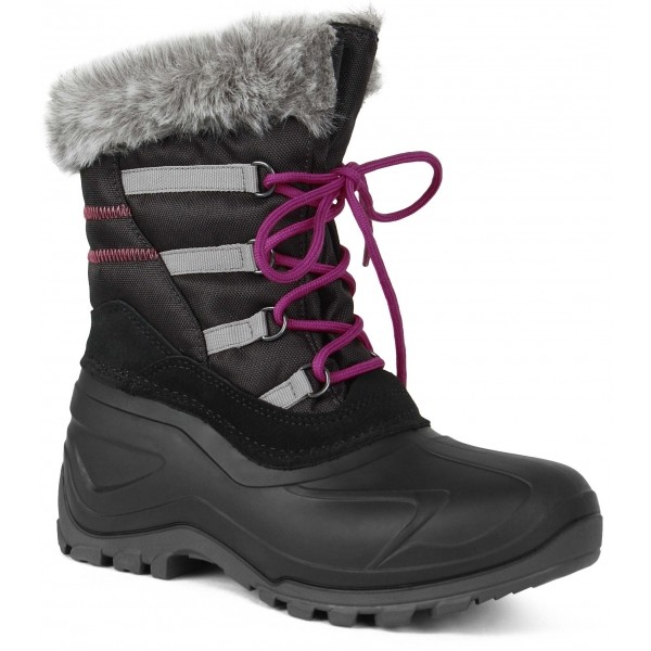 Spirale COPAX fekete 42 - Női téli cipő