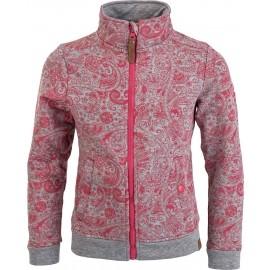 Loap HASKA - Girls' sweatshirt