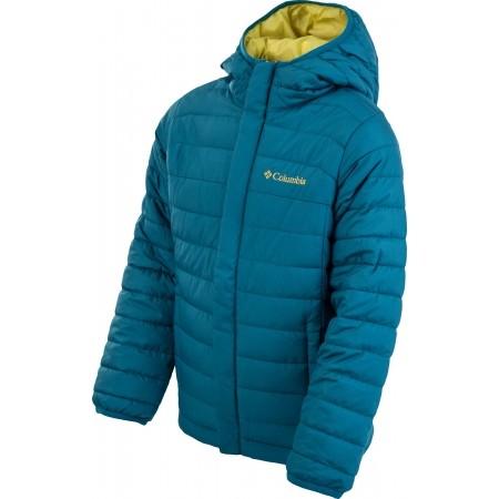 Kurtka zimowa dziecięca - Columbia POWDER LITE PUFFER - 2
