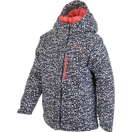 Girls' winter jacket - Columbia ALPINE FREE FALL JACKET GIRLS - 2