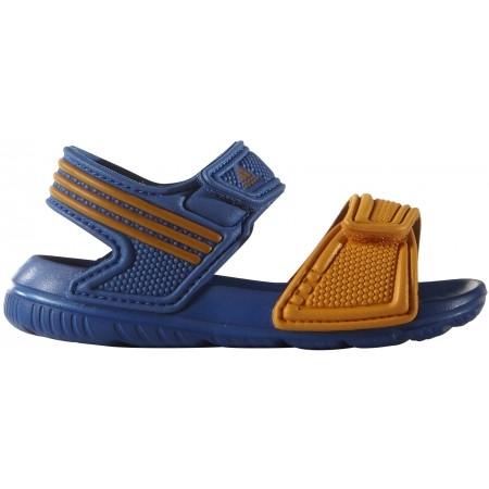 Detské sandále - adidas AKWAH 9 I - 9 c541cc1d78b
