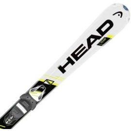 Head S.SHAPE T.SLR 2+SLR 7.5AC - Kids' downhill skis