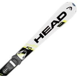 Head S.SHAPE T.SLR 2+SLR 7.5AC - Juniorské zjazdové lyže