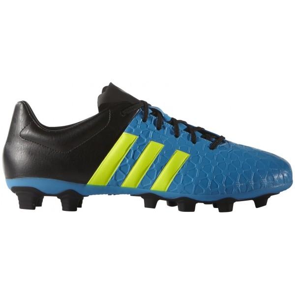 adidas ACE 15.4 FxG modrá 10.5 - Pánské kopačky