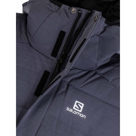 Men's ski jacket - Salomon STORMPULSE JKT M - 4