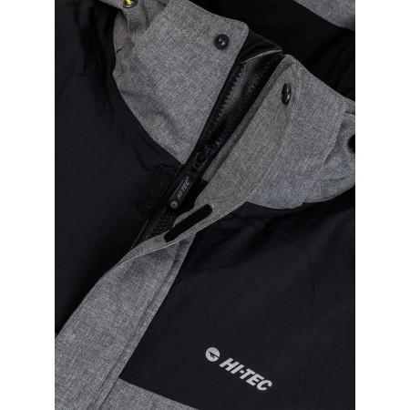 Pánská zimní lyžařská bunda - Hi-Tec PACNER - 5