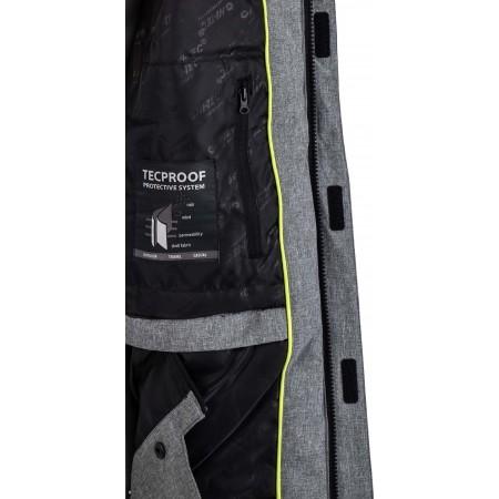 Pánská zimní lyžařská bunda - Hi-Tec PACNER - 6