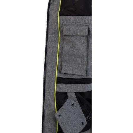 Pánská zimní lyžařská bunda - Hi-Tec PACNER - 7