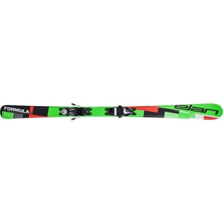 Children's downhill skis - Elan FORMULA S QS+EL 7.5 - 4