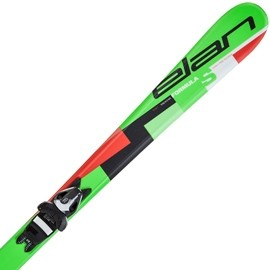 Elan FORMULA S QS+EL 7.5 - Children's downhill skis