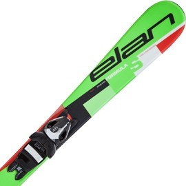 Elan FORMULA S QS + EL 4.5 - Children's downhill skis