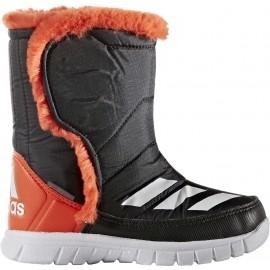 adidas LUMILUMI L - Detská zimná obuv