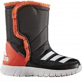 adidas LUMILUMI K - Dětská zimní obuv 9cf325809f