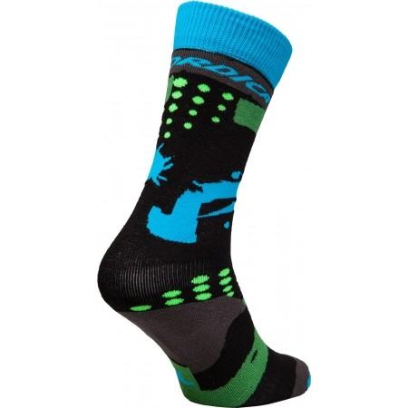 Children's ski socks - Nordica FREESKI BASIC BOY - 2