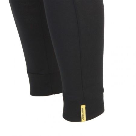 Pantaloni funcționali damă - Sensor BLACK ACTIVE M - 5