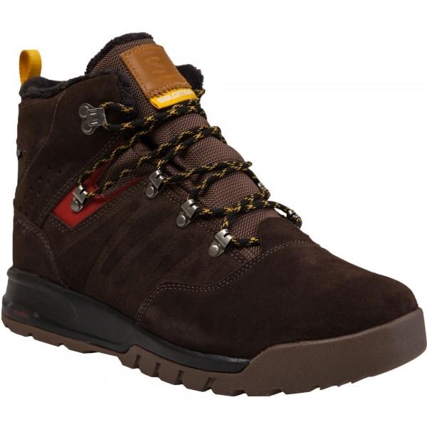 Salomon UTILITY TS CSWP - Pánska zimná obuv