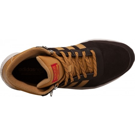 Încălțăminte casual bărbați - adidas CLOUDFOAM RACE WTR MID - 5
