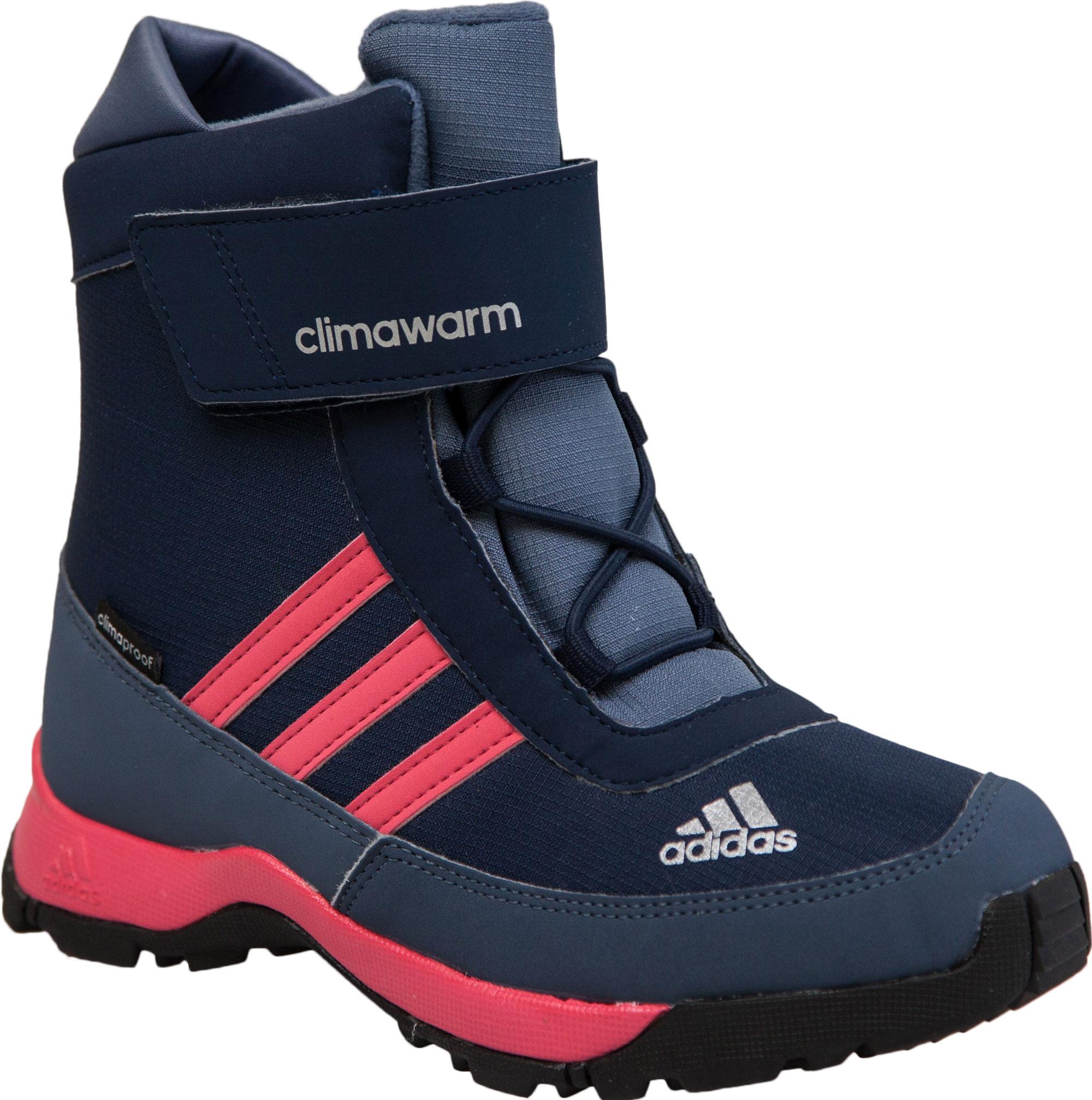 adidas CW ADISNOW CF CP K. Dětská zimní obuv 4482eb19f33