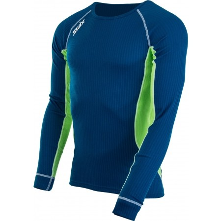 Pánske športové tričko - Swix STARX BODYW LS MEN - 2