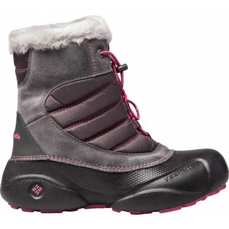 Dětská zimní obuv - Columbia YOUTH ROPE TOW JUNIOR - 3
