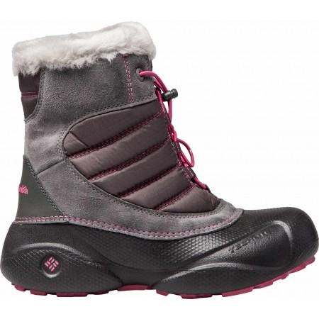 Detská zimná obuv - Columbia YOUTH ROPE TOW JUNIOR - 3