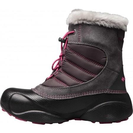 Dětská zimní obuv - Columbia YOUTH ROPE TOW JUNIOR - 4