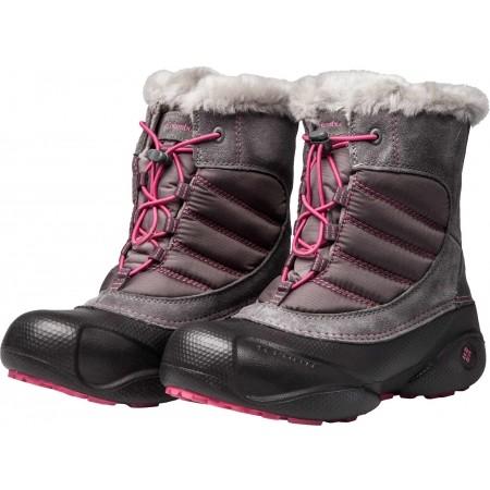 Detská zimná obuv - Columbia YOUTH ROPE TOW JUNIOR - 2