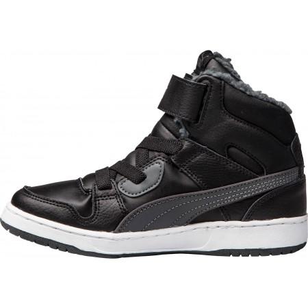 Dětské kotníkové zimní boty - Puma REBOUND STREET WTR PS - 4