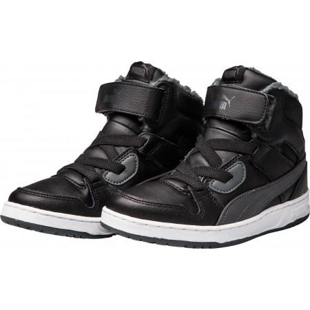Dětské kotníkové zimní boty - Puma REBOUND STREET WTR PS - 2