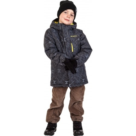 Kids' winter shoes - Columbia YOUTH ROPE TOW KIDS - 6