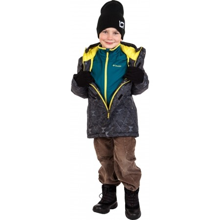 Kids' winter shoes - Columbia YOUTH ROPE TOW KIDS - 7