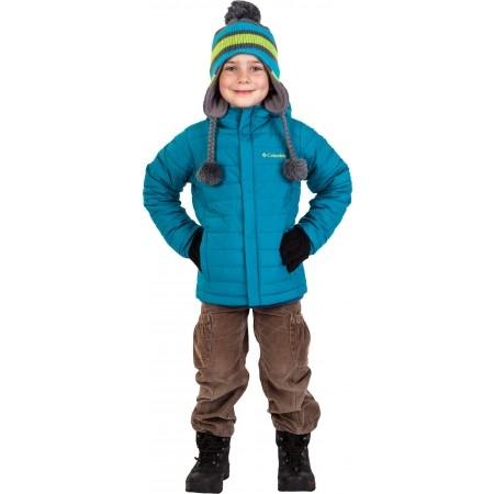 Kurtka zimowa dziecięca - Columbia POWDER LITE PUFFER - 5
