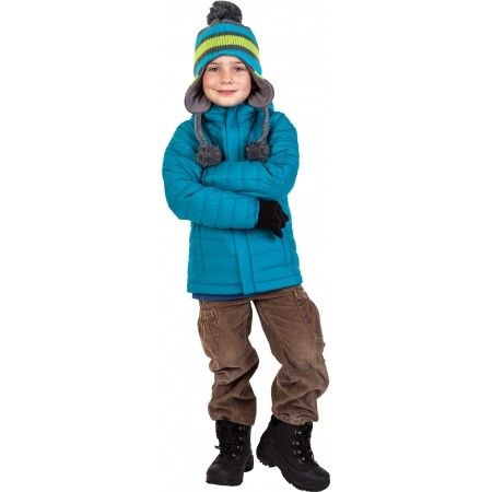 Kids' winter shoes - Columbia YOUTH BUGABOOT - 10