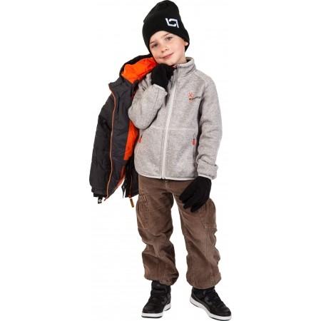 Dětské kotníkové zimní boty - Puma REBOUND STREET WTR PS - 8