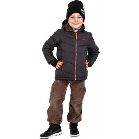 Dětské kotníkové zimní boty - Puma REBOUND STREET WTR PS - 9