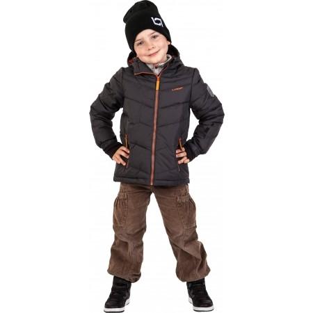 Dětské kotníkové zimní boty - Puma REBOUND STREET WTR PS - 10
