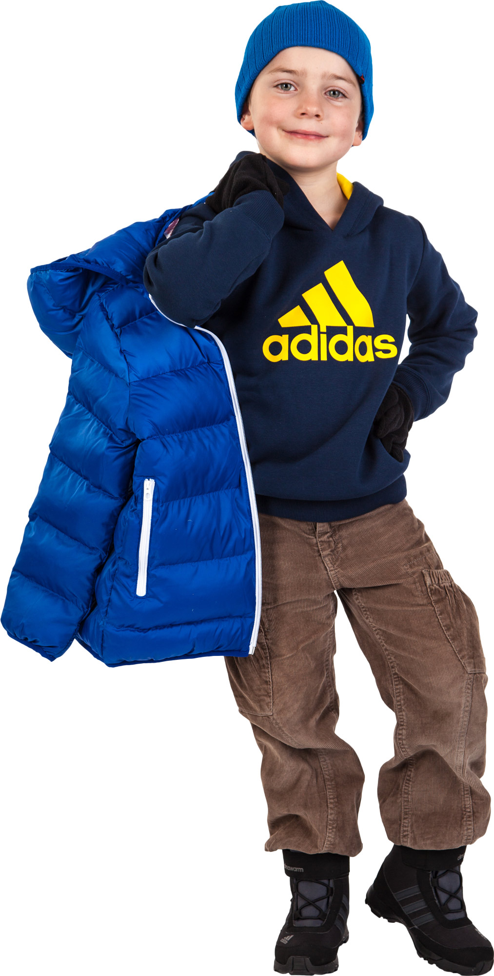 adidas SYNTHETIC DOWN YOUTH BOYS BTS JACKET |