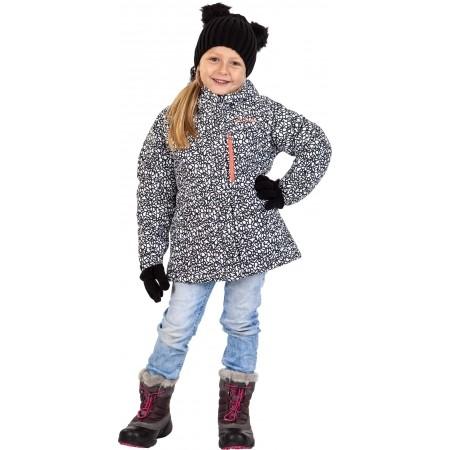 Girls' winter jacket - Columbia ALPINE FREE FALL JACKET GIRLS - 4