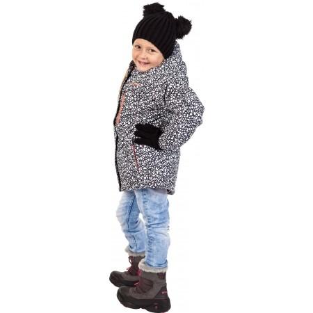 Girls' winter jacket - Columbia ALPINE FREE FALL JACKET GIRLS - 5