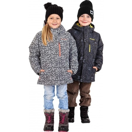 Girls' winter jacket - Columbia ALPINE FREE FALL JACKET GIRLS - 7