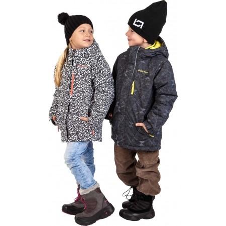 Dětská zimní obuv - Columbia YOUTH ROPE TOW JUNIOR - 10